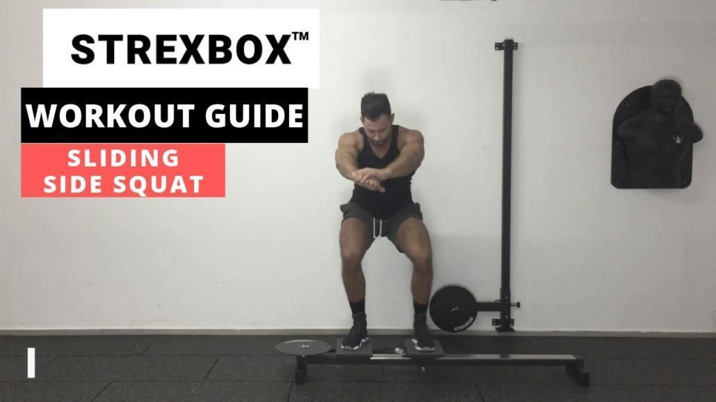 Sliding Side Squat